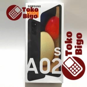 Harga handphone samsung a02s 4 64 garansi resmi   | HARGALOKA.COM