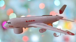 Harga mainan pesawat terbang lion air   mainan bumb n go pesawat | HARGALOKA.COM