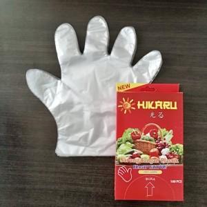 Harga sarung tangan plastik hand gloves oripack murah kualitas terbaik | HARGALOKA.COM
