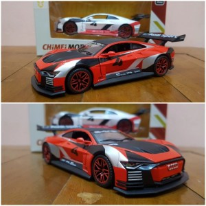 Harga Mobil Mobilan Sport Muscle Diecast Miniatur Mainan Anak Cowok Tomtomo Abu Abu Katalog.or.id