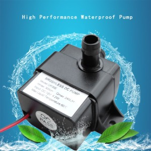 Info Micro Vertical Submersible Water Pump Pompa Air Celup Dorong 6v Dc Katalog.or.id
