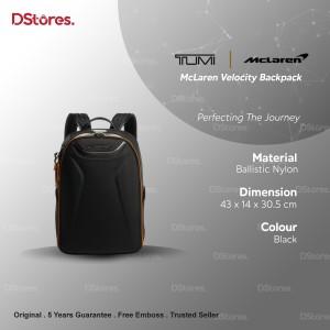 Harga tum i mclaren velocity backpack   | HARGALOKA.COM