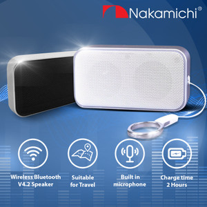 Harga nakamichi my meiryo lite wireless bluetooth active speaker mini   | HARGALOKA.COM
