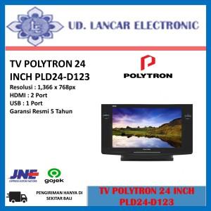 Harga led polytron 24 inch model tabung   | HARGALOKA.COM