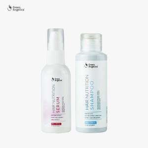 Harga Serum Vitamin Rambut Green Angelica Kuatkan Akar Rambut Cegah Rontok Katalog.or.id