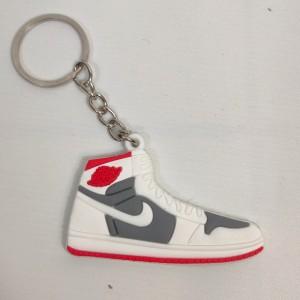 Harga keychain sneakers gantungan kunci nike jordan high quality rubber   | HARGALOKA.COM