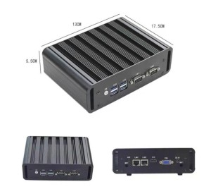 Harga mini pc industrial intel i3 yc series 8g 128g 2lan 2com | HARGALOKA.COM