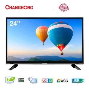 Harga led tv changhong 24 34 l24g3 changhong hd led tv 24 inch   hanya led | HARGALOKA.COM