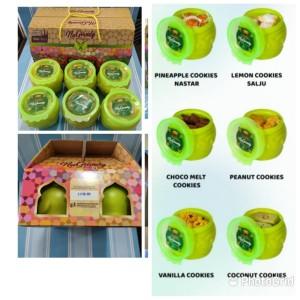 Harga paket lengkap dan murah parcel untuk hari raya lebaran kue kering   | HARGALOKA.COM