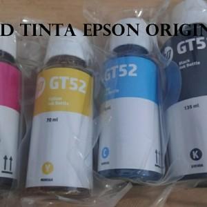 Harga tinta hp gt 52 gt 53 losepack original   | HARGALOKA.COM