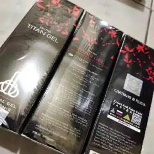 Harga titan gel hitam promo murah khusus bulan april | HARGALOKA.COM