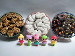Harga parsel ramadhan kue putri salju kue donat mini kue karamel   HARGALOKA.COM
