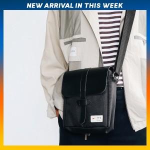 Harga tfg   tas selempang tas pria sling bag noland 413 green berkualitas   | HARGALOKA.COM