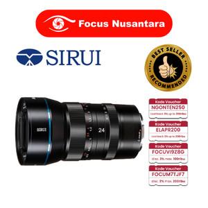 Harga sirui 24mm f 2 8 anamorphic 1 33x lens for sony   HARGALOKA.COM