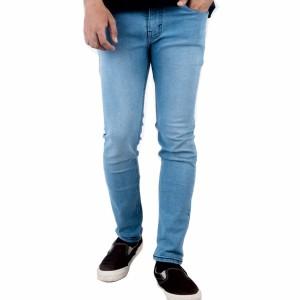 Harga celana jeans pria slim fit original distro murah kualitas high premium   bioblitz | HARGALOKA.COM