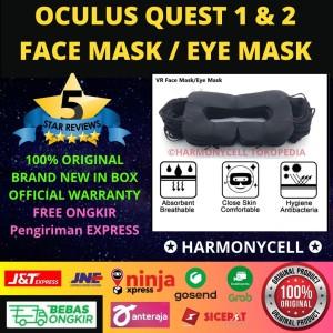 Harga oculus quest 2   disposable vr face mask eye mask for oculus quest 2   | HARGALOKA.COM