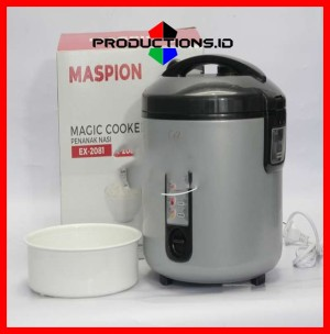 Harga rice com ex 2081 220v mp rice cooker | HARGALOKA.COM