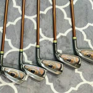 Harga iron set golf stick 5 p s yamaha grandis lx non honma taylormade | HARGALOKA.COM