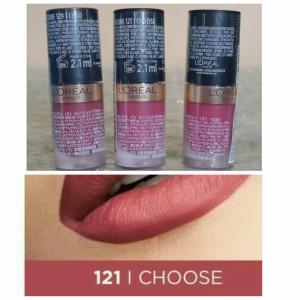 Harga loreal paris rouge signature liquid matte lipstick l 39 | HARGALOKA.COM