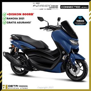 Harga deta yamaha all new nmax connected 2021 otr jawa tengah sepeda motor   | HARGALOKA.COM