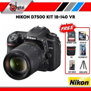 Harga nikon d7500 kit 18 140 vr paket | HARGALOKA.COM
