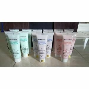 Harga moreskin handbody lotion original pencerah kulit tubuh kenyal lembut   | HARGALOKA.COM