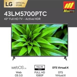 Harga tv led lg 43lm5700 garansi resmi | HARGALOKA.COM
