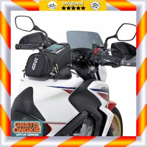 Harga tas motor sepeda hp smartphone fuel bag givi   HARGALOKA.COM