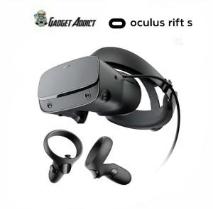 Harga oculus rift s vr powered gaming headset   virtual | HARGALOKA.COM