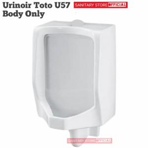 Harga urinoir toto u57 original body only urinal toto | HARGALOKA.COM
