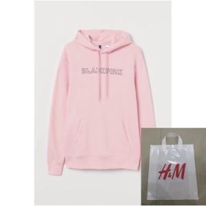 Harga hoodie h amp m blackpink hoodie wanita ukuran s m l   s merah | HARGALOKA.COM