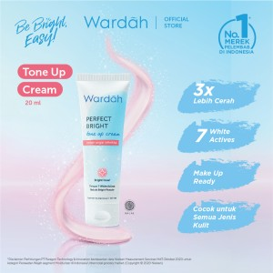 Harga wardah perfect bright tone up cream 20 | HARGALOKA.COM