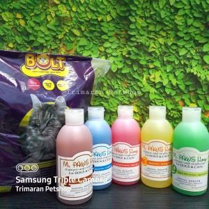 Harga bolt tuna ikan 1 kg 1 buah mr paws shampoo parfum repack cat food   sparkling | HARGALOKA.COM