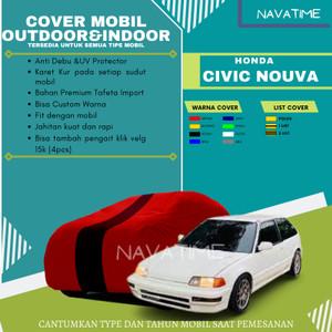Harga cover premium body cover sarung mobil honda civic nova 2 pintu   | HARGALOKA.COM