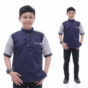 Harga baju koko anak laki laki terbaru lengan pendek   gambar 1 | HARGALOKA.COM