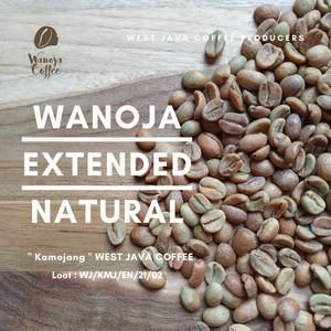 Harga green bean arabica extended natural jawa barat | HARGALOKA.COM