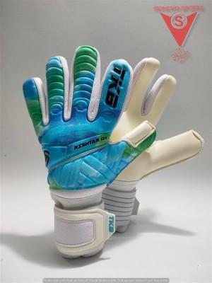 Harga sarung tangan kiper   tkb rishtar poseidon nc blue original | HARGALOKA.COM