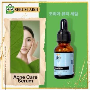 Harga aish acne serum 15ml   serum wajah khusus kulit jerawat amp   HARGALOKA.COM