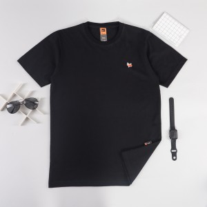 Harga artch t shirt kaos polos hitam     HARGALOKA.COM