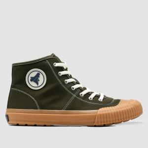 Harga brodo   sneakers vulcan hi boots olive gs     HARGALOKA.COM