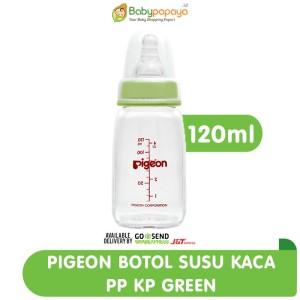 Harga pigeon botol susu kaca pp kp 120ml   | HARGALOKA.COM