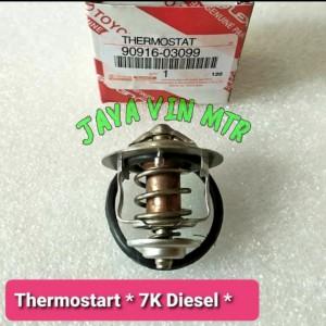Harga thermostat termostat coolant toyota kijang 7k diesel 2l   HARGALOKA.COM