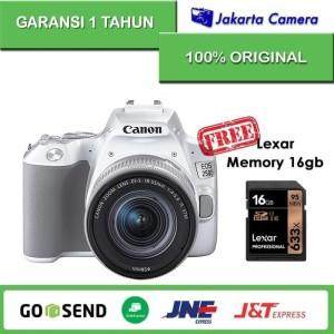 Harga kamera dslr canon eos 250d kt lens 18 55mm is | HARGALOKA.COM