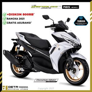 Harga deta yamaha all new aerox abs 2021 otr cirebon sepeda motor   | HARGALOKA.COM