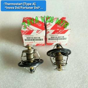 Harga thermostat termostat coolant toyota innova inova fortuner   HARGALOKA.COM
