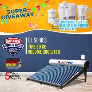 Harga inti solar water heater is 30 ce 300liter pemanas air tenaga | HARGALOKA.COM