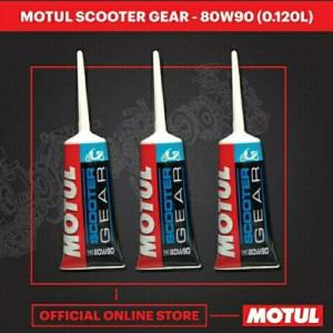Harga Motul Scooter Gear 80w90 120 Ml Katalog.or.id
