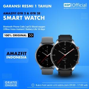 Harga amazfit gtr 2 smartwatch international version   garansi resmi   gtr 2e | HARGALOKA.COM