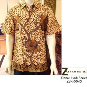 Harga batik kerja pria danar hadi solo terbaru | HARGALOKA.COM