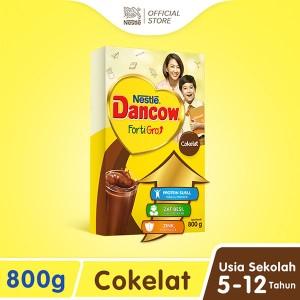 Harga dancow fortigro susu bubuk coklat box   HARGALOKA.COM